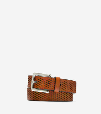 Cole Haan Washington Grand 32mm Laser Perforated Belt