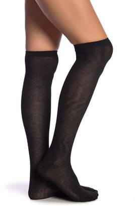 Steve Madden Crochet Knee High Socks - Pack of 2