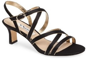 Women's Nina Genaya Strappy Evening Sandal $78.95 thestylecure.com