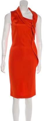 Max Mara Sleeveless Knit Dress