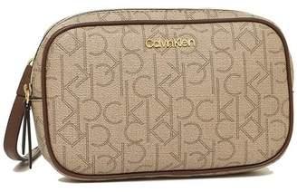 Calvin Klein (カルバン クライン) - AXES カルバンクライン ショルダーバッグ アウトレット レディース CALVIN KLEIN 37109153 871 ベージュ