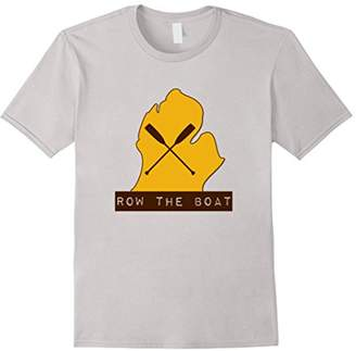 Row The Boat Athletic Football Crew T-Shirt