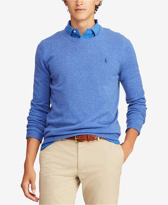 Polo Ralph Lauren Men Cashmere Crew Neck Sweater