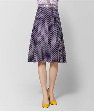 Bottega Veneta Monalisa Silk Skirt