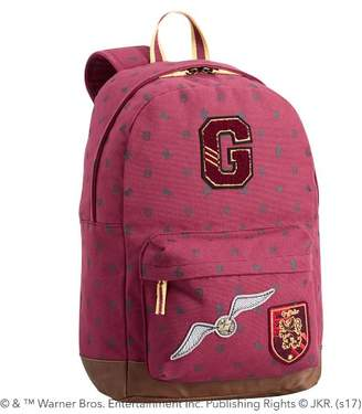 Pottery Barn Teen Harry Potter & Gryffindor & Backpack