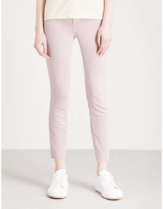 Paige Verdugo Crop ultra-skinny mid-rise jeans