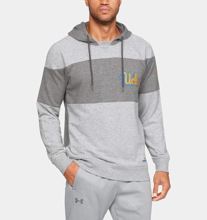 Under Armour Men's UA Iconic Fleece Collegiate Hoodie