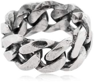 Emanuele Bicocchi Chain Silver Ring