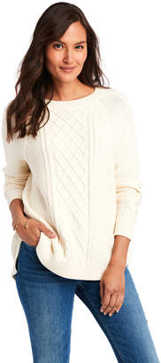 Vineyard Vines Raglan Fisherman Sweater