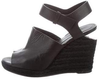 Alexander Wang Espadrille Wedge Sandals