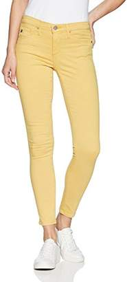 AG Adriano Goldschmied Women's Sateen Legging Ankle