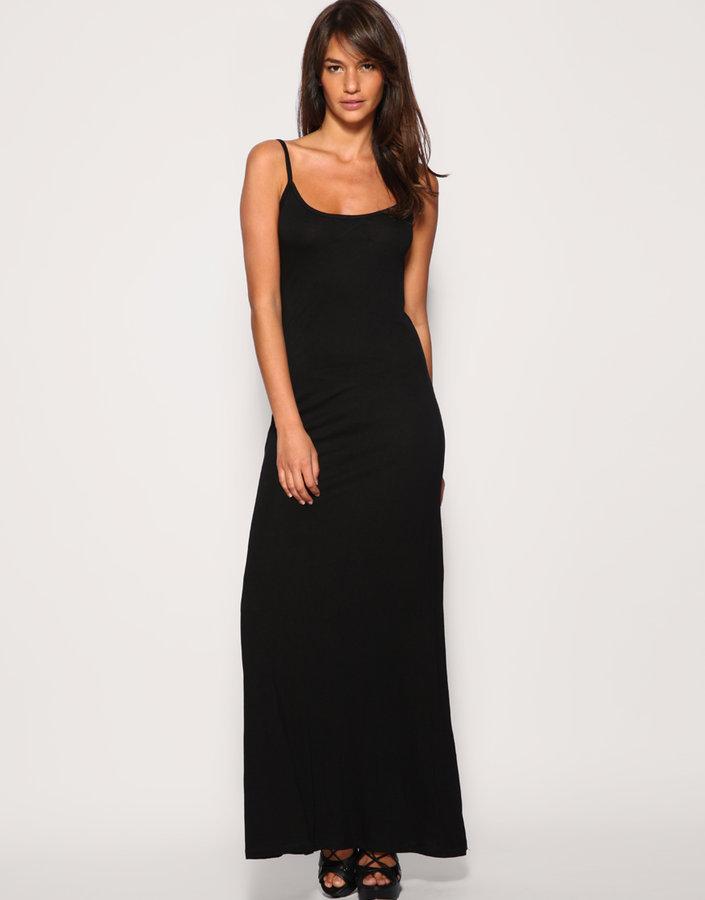 Staple Scoop Back Maxi Dress