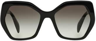 Prada Irregular Sunglasses