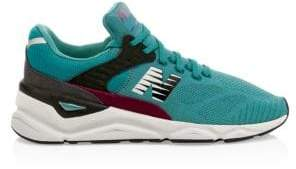 New Balance X90 Engineered Knit Sneakers