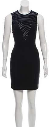 Torn By Ronny Kobo Sleeveless Mini Dress w/ Tags
