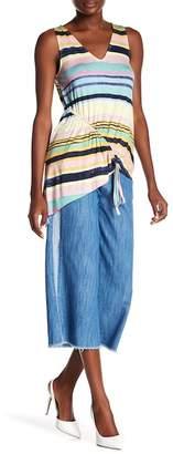 Rachel Roy Wide Leg Crop Pants