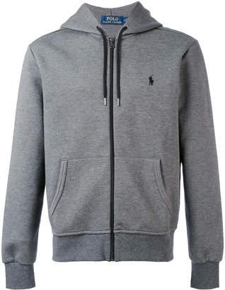 Polo Ralph Lauren zipped hoodie