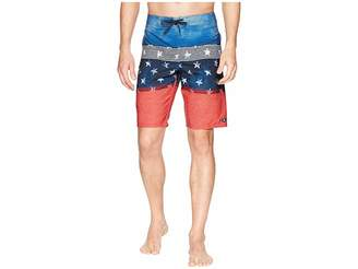 O'Neill Hyperfreak Superfreak Series Boardshorts Men's Swimwear