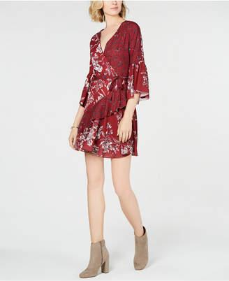 French Connection Ellette Faux-Wrap Dress