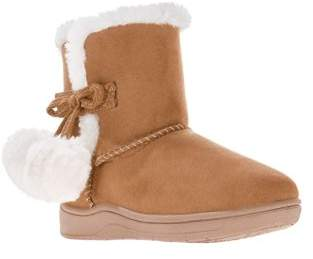 Wonder Nation Toddler Girls' Shearling Boot
