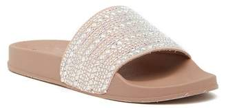 Steve Madden Dazzle Slide Sandal (Little Kid & Big Kid)