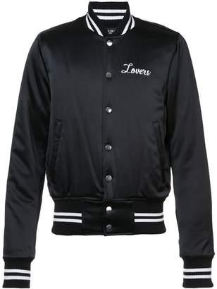 Amiri Lovers baseball jacket