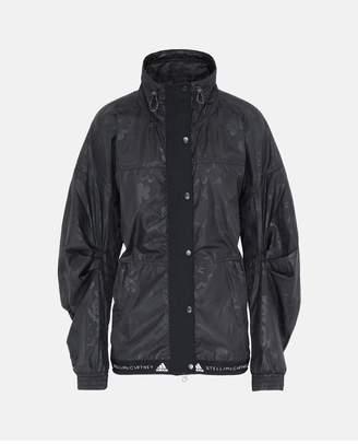 adidas by Stella McCartney Black Running Jacket