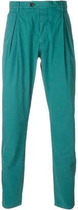 Al Duca D'Aosta 1902 pleated trousers