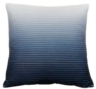 "Thro Home Indigo Hoss Ombre Pleated Throw Pillow - 20""x20\"""