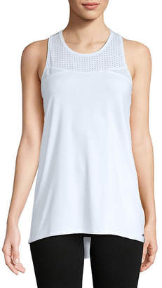 Nanette Lepore High-Low Athletic Tank Top