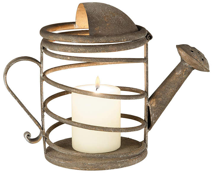 Small Watering Can Candleholder