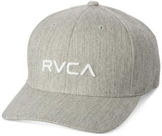 RVCA Men Flex Fit Hat