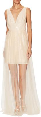 Fame & Partners Gigi Sequin Dress