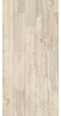 Tampico Welles Hardwood SAMPLE Ceramic Wood Look Tile in Cream