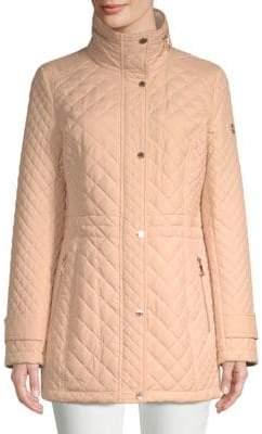Calvin Klein Diamond Quilted Jacket