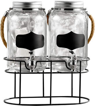 Jay Import Trent Chalkboard Beverage Dispenser