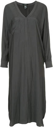Smythe long side-slit top