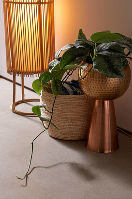 Urban Outfitters Vanessa Tall Metal Planter