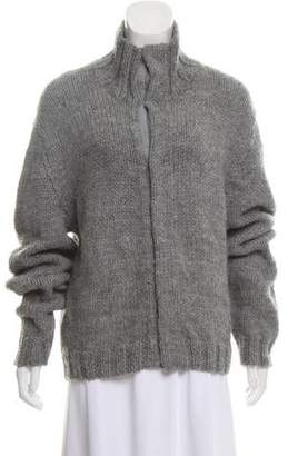 Marc Jacobs Wool Knit Cardigan