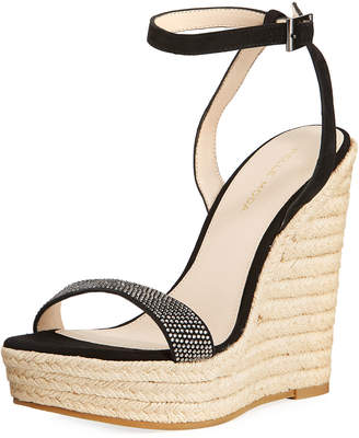 Pelle Moda Only High Wedge Sandal
