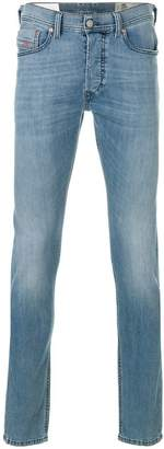 Diesel washed denim jeans