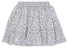 Ralph Lauren Little Girl's Floral Cotton Skirt