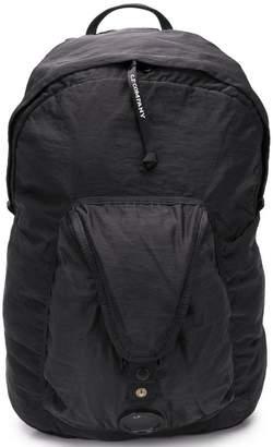 C.P. Company goggle backpack