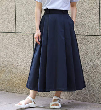 BSHOP (ビショップ) - ビショップ 【DANTON】タックロングスカート WOMEN