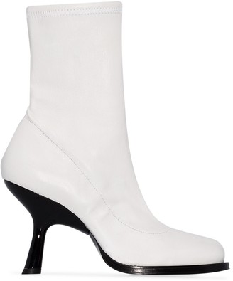 Simon Miller 90 stretch ankle boots