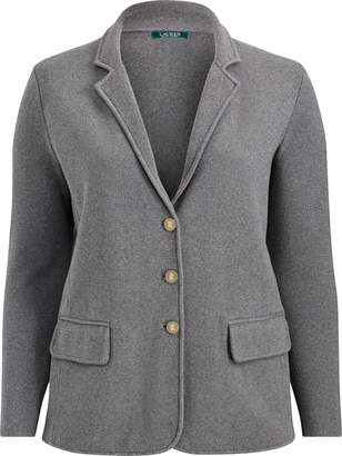 Ralph Lauren Cotton Blazer