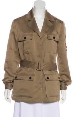 Saint Laurent Notch-Lapel Safari Jacket