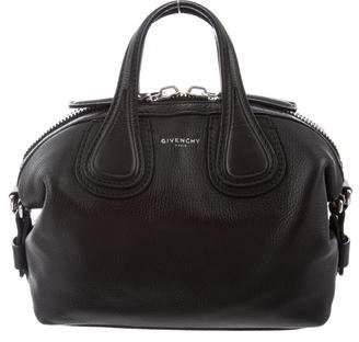 Givenchy Mini Leather Satchel