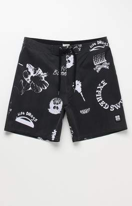 "Insight Ninety-Five 17"" Boardshorts"