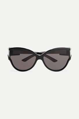 Balenciaga Unlimited Cat-eye Acetate Sunglasses